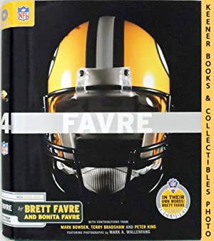Favre: Favre, Brett (Author)