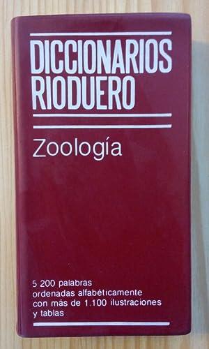Diccionarios Rioduero. Zoología: Álvarez, Julio (adapt.)