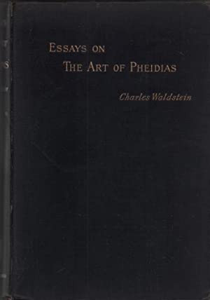 Essays on the art of Pheidias.