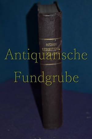 Verbotene Literatur von der klassischen Zeit bis: Houben, Heinrich Hubert:
