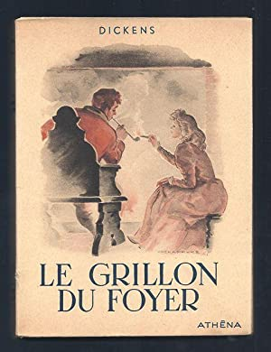 Le Grillon du foyer.: DICKENS Charles, DERAMBURE