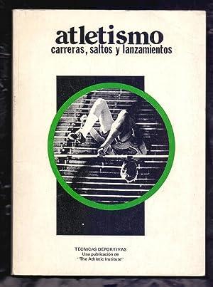 Imagen del vendedor de ATLETISMO - CARRARAS, SALTOS Y LANZAMIENTOS a la venta por Libreria 7 Soles