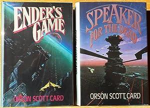 Ender's Game and Speaker for the Dead: Orson Scott Card