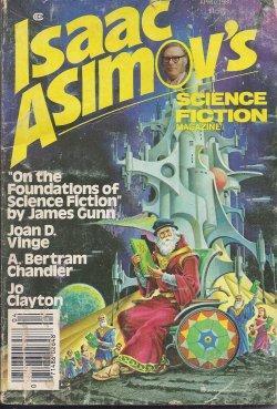 ISAAC ASIMOV'S Science Fiction: April, Apr. 1980: Asimov's (Joan D.