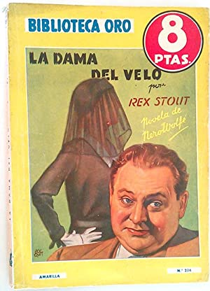 Biblioteca Oro La Dama Del Velo Nº: Stout, Rex