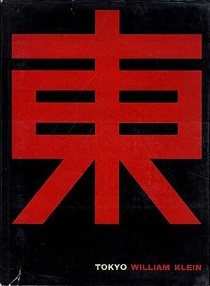 William Klein: Tokyo (First English Edition) [SIGNED]: KLEIN, William, PINGUET,