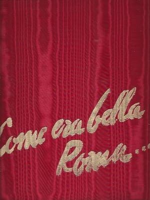 Immagine del venditore per Come era bella Roma con G.B. Piranesi nella Roma del '700 venduto da °ART...on paper - 20th Century Art Books