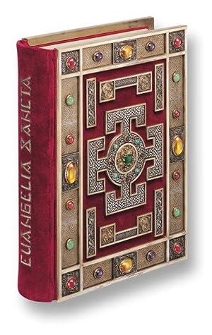 The Lindisfarne Gospels, Das Buch von Lindisfarne,: Eadfrith