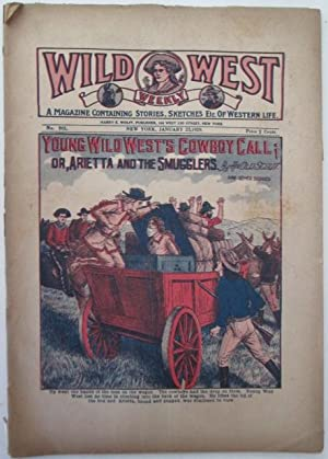 Wild West Weekly. No. 901. January 23,: An Old Scout