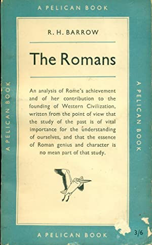 THE ROMANS (Pelican Bools A-196)
