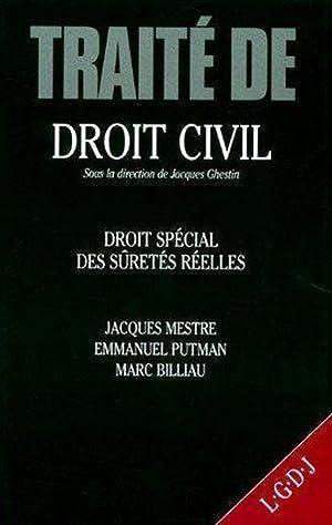 traité de droit civil - droit spécial: Billiau M. Mestre