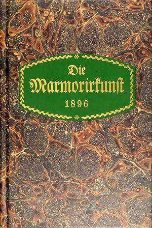 Die Marmorirkunst. Ein Lehr- und Handbuch für: Boeck, Josef Phileas: