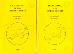 Proceedings of the Ussher Society [ Geology & Geomorphology of Devon & Cornwall ] Volume 3, Parts...