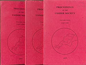 Proceedings of the Ussher Society [ Geology & Geomorphology of Devon & Cornwall ] Volume 4, Parts...