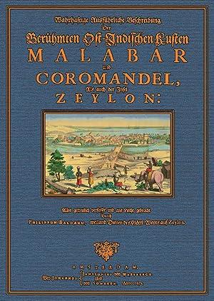 Beschreibung von Malabar und Coromandel: Baldaeus, Philipp