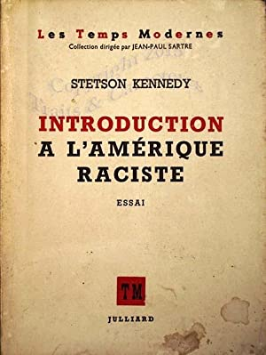 Introduction à l'Amérique raciste.