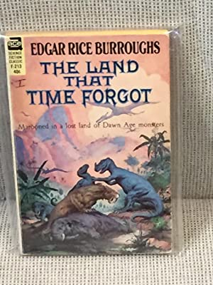 The Land That Time Forgot: Edgar Rice Burroughs