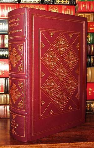 ABRAHAM LINCOLN Franklin Library: Carl Sandburg