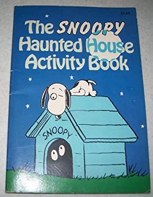 The Snoopy Haunted House Activity Book: N/A