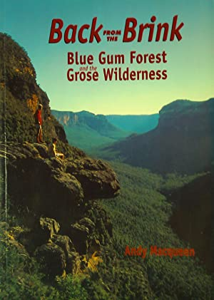 Back From The Brink: Blue Gum Forest: Macqueen, Andy.