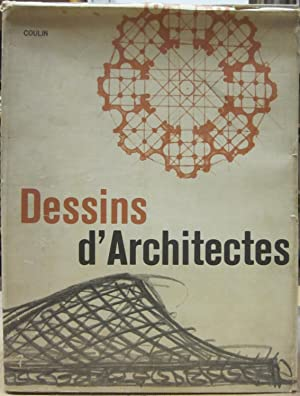 Dessins d architectes choix de dessins et: COULIN, CLAUDIUS