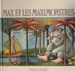 Max et Les Maximonstres (Where the Wild: Sendak, Maurice