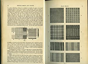 Textile Design and Colour; Elementary Weaves and: Watson, William