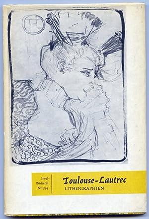 Lithographien. 38 Bildtafeln.: Toulouse-Lautrec, Henri de