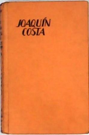 Joaquín Costa. Siglo XIX.: CIGES APARICIO, M.-