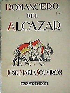 Romancero del Alcázar.: SOUVIRON, José María.-.