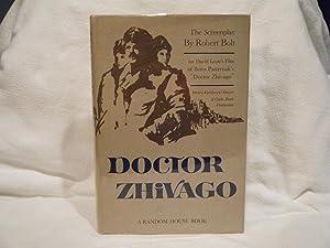 Doctor Zhivago The Screenplay: Bolt, Robert
