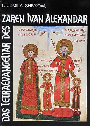 Bild des Verkäufers für Das Tetraevangeliar des Zaren Ivan Alexandar. Aus dem bulgarischen Manuskript übersetzt von Willi Brückner, Lektor Ivan Dujcev zum Verkauf von prograph® gmbH