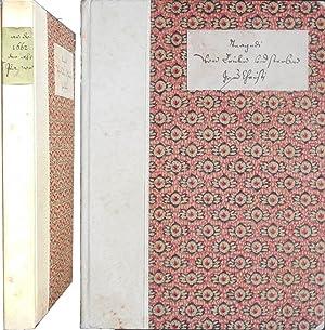 Ao. Do. 1662 DER ÄLTESTE TEXT DES OBERAMMERGAUER PASSIONSSPIELES Nach der Handschrift im Archiv des...