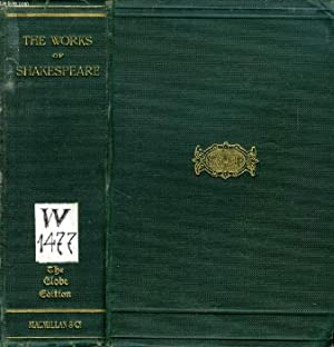 THE WORKS OF WILLIAM SHAKESPEARE: SHAKESPEARE William, By