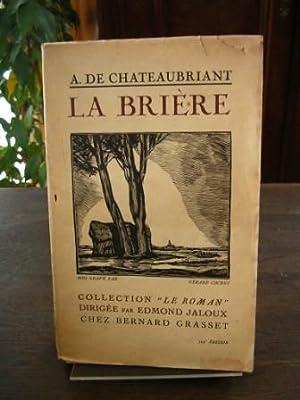 Bild des Verkäufers für La Briere. Roman. zum Verkauf von Antiquariat Buchau