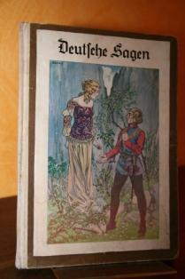 Deutsche Sagen.: Brüder Grimm: