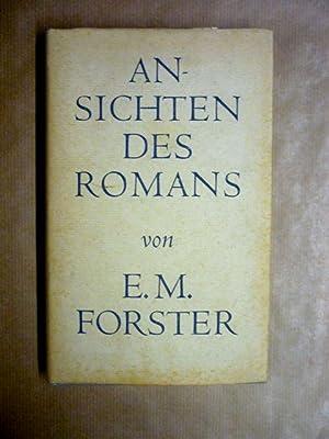 Ansichten des Romans: Forster, Edward M.
