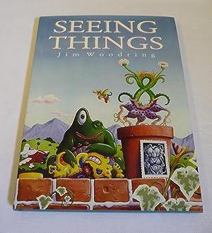 Seeing Things: Jim Woodring