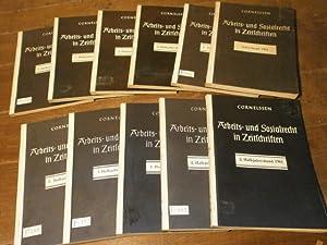 Arbeits- und Sozialrecht in Zeitschriften. Eine systematische Bibliographie von Aufsätzen mit ...