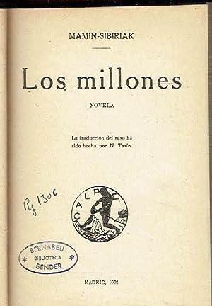 Los millones.: Mamin-Sibiriak.