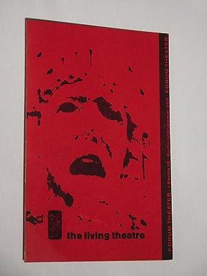 The Living Theatre. Programm Gastspiel im Hotel: Forum-Theater Berlin, The