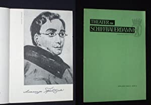 Programmheft 5 Theater am Schiffbauerdamm 1951. VERSTAND: Theater am Schiffbauerdamm,