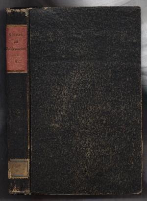 Blätter für Rechtsanwendung zunächst in Bayern. IV. Band Jahrgang 1839: Seuffert, Adam Johann / ...