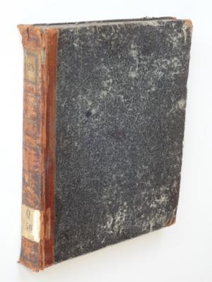 Allgemeine Bauzeitung mit Abbildungen. 28. Jahrgang 1863 Textband: Förster, Heinrich und Emil ...