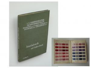 Siriusfarbstoffe auf Halbwollstück.: I.G. Farbenindustrie Aktiengesellschaft
