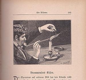 Kolumbus-Eier. Eine Sammlung unterhaltender und belehrender physikalischer Spielereien. 2. Band. ...