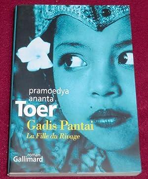 Seller image for GADIS PANTAI - La fille du rivage - Roman for sale by LE BOUQUINISTE