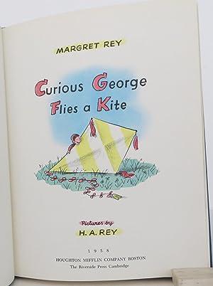Curious George Flies a Kite: Rey, Margaret