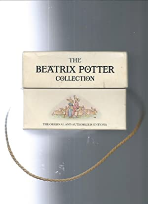 THE BEATRIX POTTER COLLECTION the original and authorized editions 13 mini hardcover books in box
