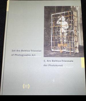 1. Ars Baltica - Triennale der Photokunst: Enno Kaufhold Barbara
